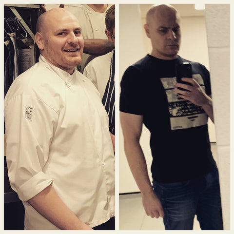 New health ambassador 'unrecognisable' after discovering CurraNZ was the key to his health and weight loss journey