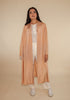Peach Duster Jacket
