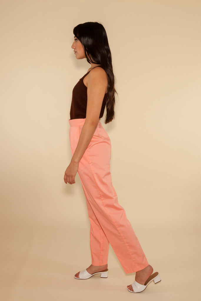 Peachy Pink Pants