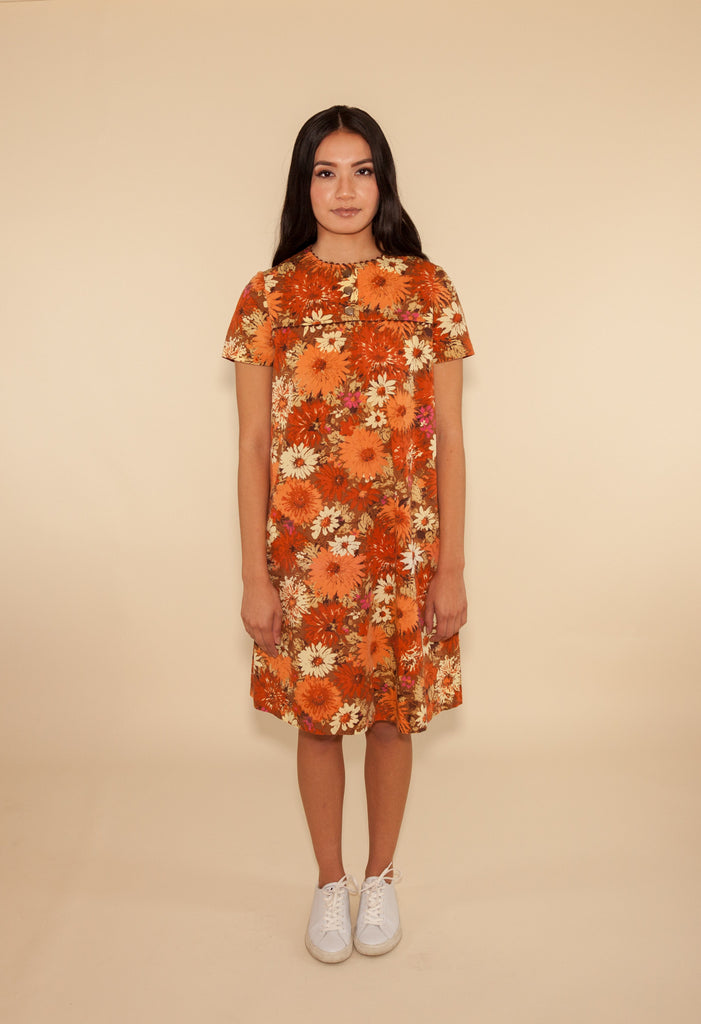 Sunset Daisy Dress
