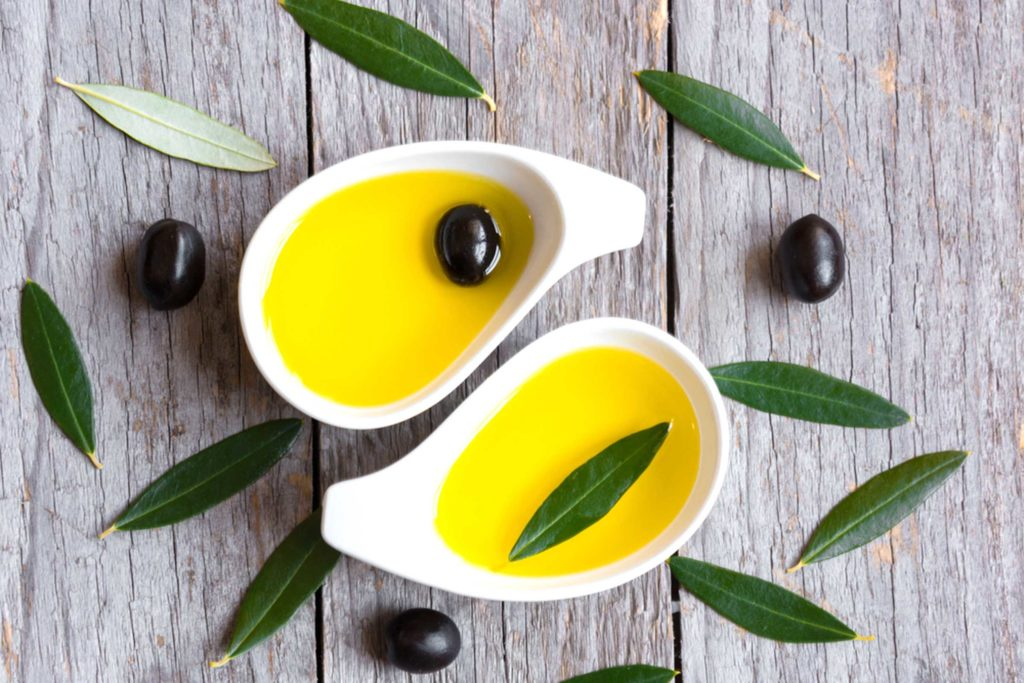 Health benefits of high phenolic olive oil