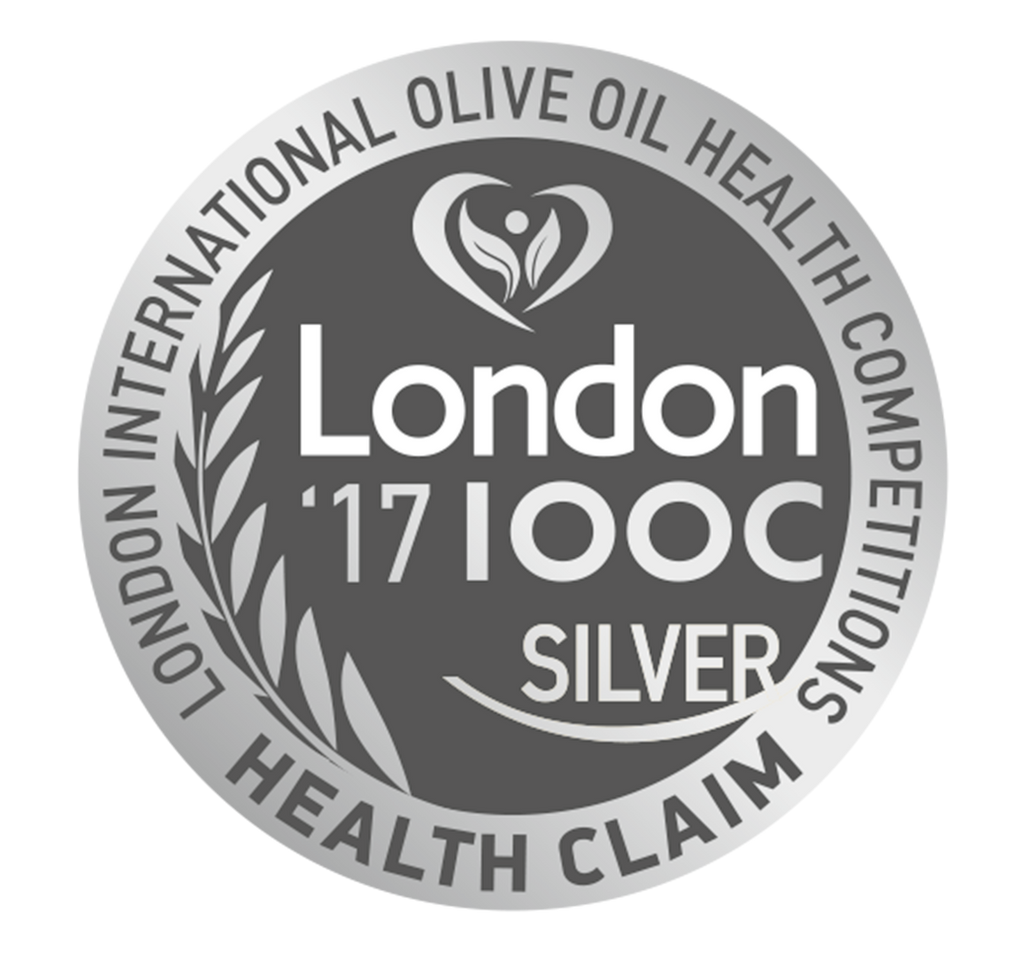 Award in the London International Olive Oil Competition