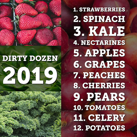 2019 Dirty Dozen