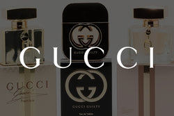 Gucci bottles