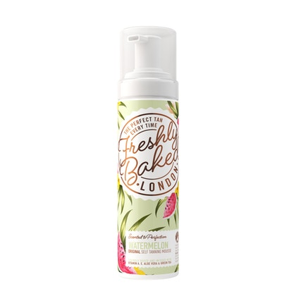 Freshly Baked London Original Watermelon Self Tan Mousse  £14.00