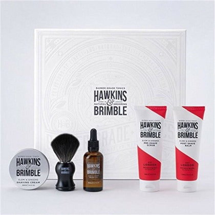 Hawkins & Brimble Grooming Gift Set (5pc)  £49.95