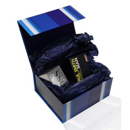 The Fragrance Shop The Fragrance Shop Small Blue Gift Box  £3.00