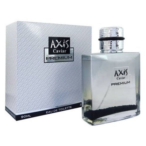 Axis Long Lasting Caviar Premium Perfume For Men EDT 90ml With Free Body Free