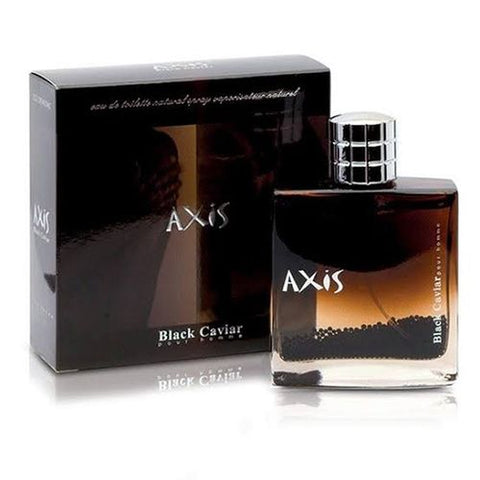Axis Black Caviar Man Edt 90ml Long Lasting Perfume