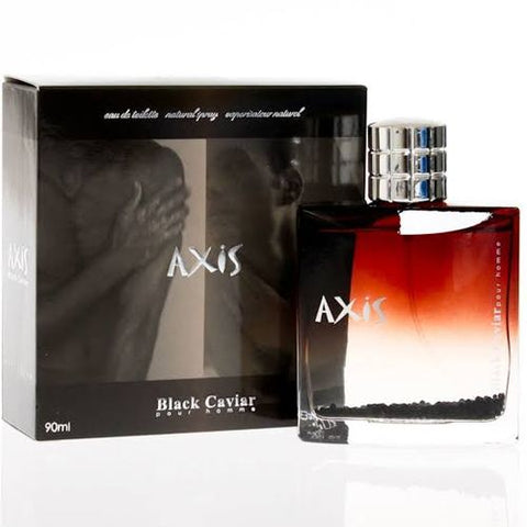 Axis Black Caviar For Men EDT 90ml Perfume