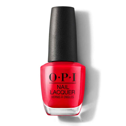 OPI OPI Nail Lacquer Big Apple Red  £10.80