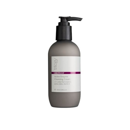 Trilogy Age-Proof Active Enzyme Cleansing Cream 200ml  £27.50