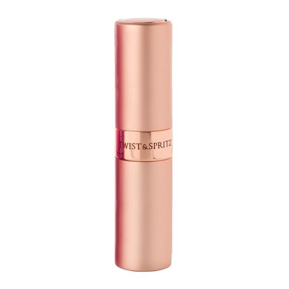 Twist & Spritz Rose Gold Atomiser 8ml Refillable Spray  £10.00