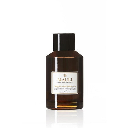 Mauli Rituals Spirited Massage Oil 130ml  £30.55