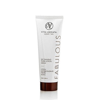 Vita Liberata Fabulous Self Tanning Tinted Lotion Medium 100ml  £19.50