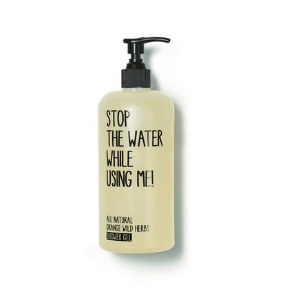 Stop The Water While Using Me Orange Wild Herbs Shower Gel 500ml  £15.60