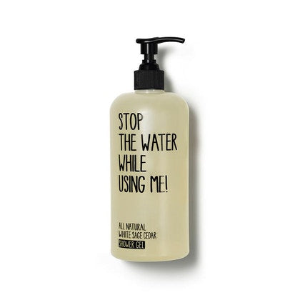 Stop The Water While Using Me White Sage Cedar Shower Gel 200ml  £9.60