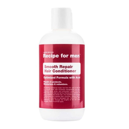 Recipe For Men Recipe For Men Smooth Repair Conditioner 250ml  £14.40