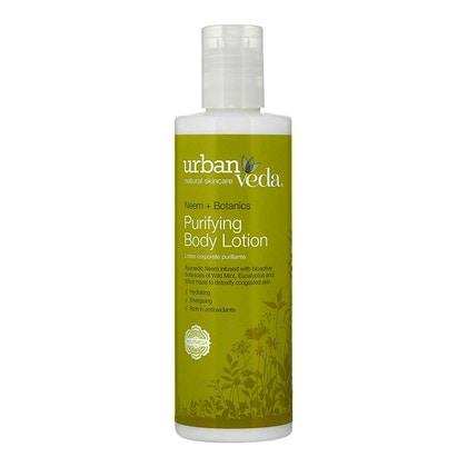 Urban Veda Purifying Body Lotion 250ml  £12.99