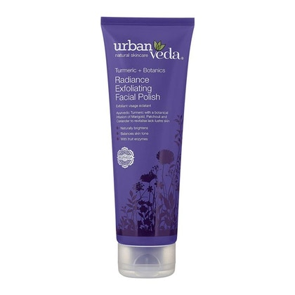 Urban Veda Radiance Exfoliating Facial Polish 125ml  £13.00