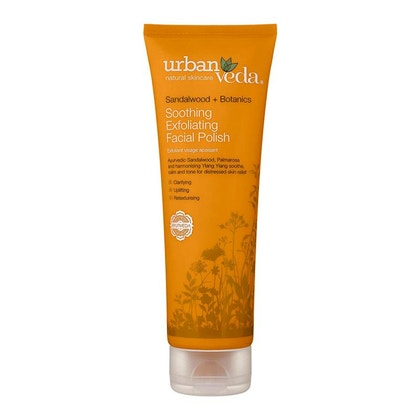 Urban Veda Soothing Exfoliating Facial Polish 125ml  £12.99