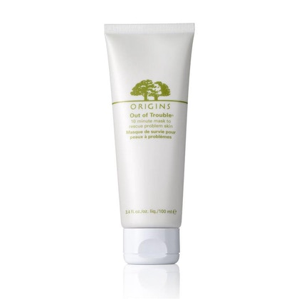 Origins Out Of Trouble 10 Minute Mask To Rescue Problem Skin  £22.50