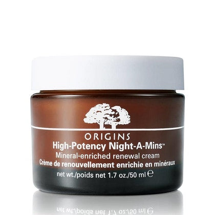 Origins High-Potency Night-A-Mins Mineral Enriched Renewal Cream  £32.85