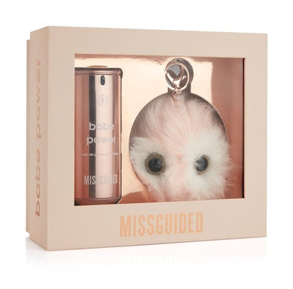 Missguided Babe Power Eau De Parfum 80ml Gift Set  £27.50