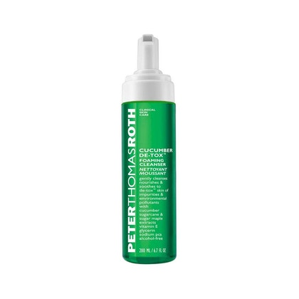 Peter Thomas Roth Cucumber Detox Foaming Cleanser 200ml  £17.50