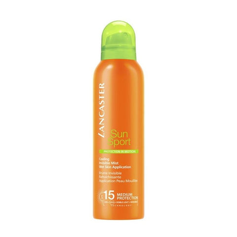 Lancaster Sun Sport Invisible Mist Wet Skin Application SPF15  £25.00