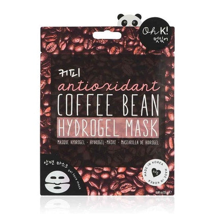 OH K! Coffee Bean Hydrogel Face Mask  £6.00
