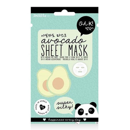 OH K! Avocado Sheet Mask  £4.00