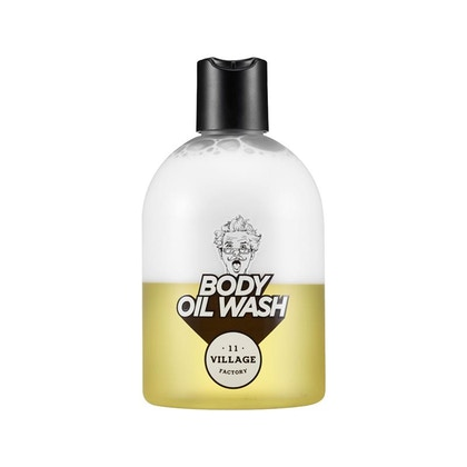 Village Factory VILLAGE FACTORY 14 - DAY BODY OIL WASH  £12.99