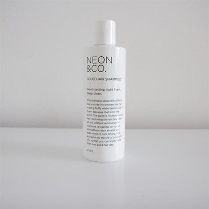 Neon And Co Good Hair Shampoo  £22.00