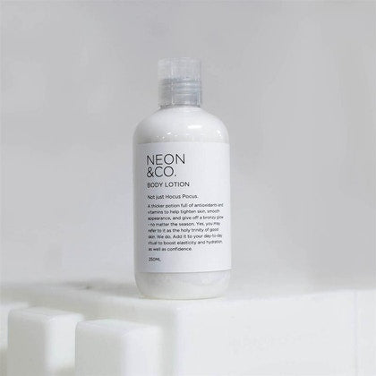 Neon And Co Body Lotion  £32.00