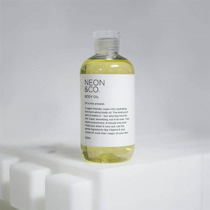 Neon And Co Body Oil  £32.00