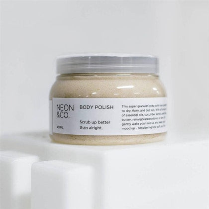 Neon And Co Body Polish  £32.00