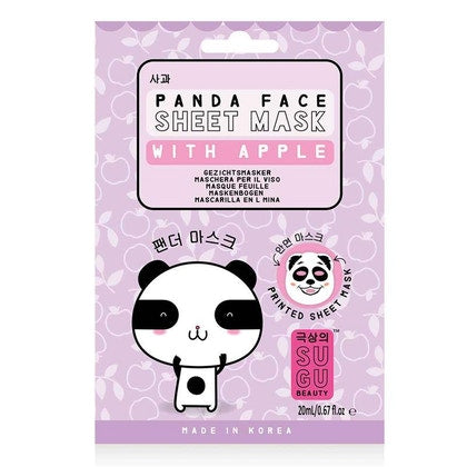 Sugu Sugu - Printed Panda Sheet Mask  £3.50