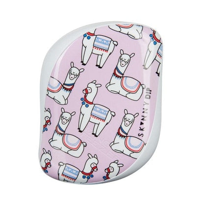 Tangle Teezer Compact Styler Detangling Hairbrush - Lovely Llama  £14.00
