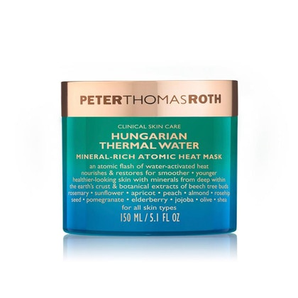 Peter Thomas Roth Hungarian Thermal Water Mineral-Rich Atomic Heat Mask  £50.00