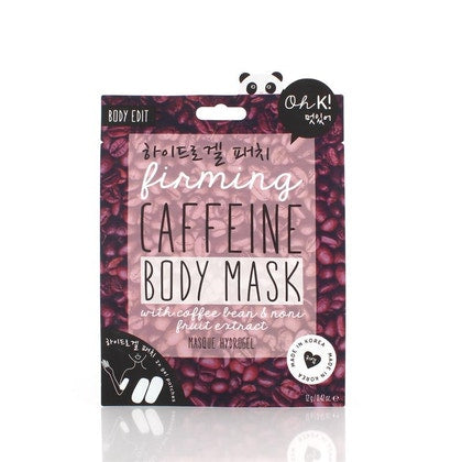 OH K! Caffeine Firming Targeted Patch Mask  £7.00