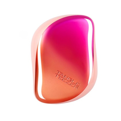 Tangle Teezer Compact Styler - Detangling Hairbrush - Cerise Pink Ombre  £14.00