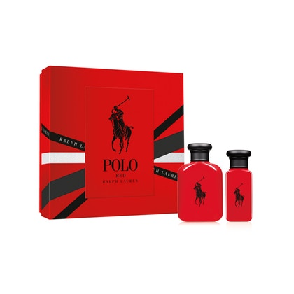 Ralph Lauren Polo Red Eau De Toilette 75ml Gift Set  £34.00