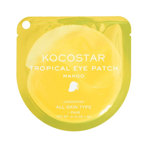 Kocostar Tropical Eye Patch - Mango  £3.00
