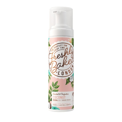 Freshly Baked London Original Coconut Self Tan Mousse  £14.00