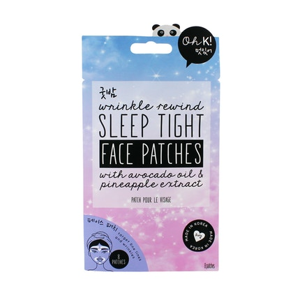 OH K! Sleep Tight Face Patches x8  £3.50