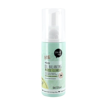 OH K! SOS Oil Balancing Mousse Cleanser 150ml  £12.00