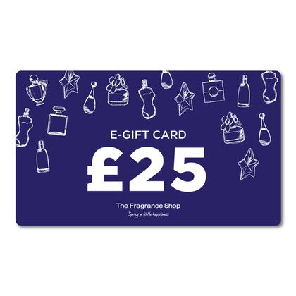 The Fragrance Shop Gift Card £25 E-Gift Card  £25.00