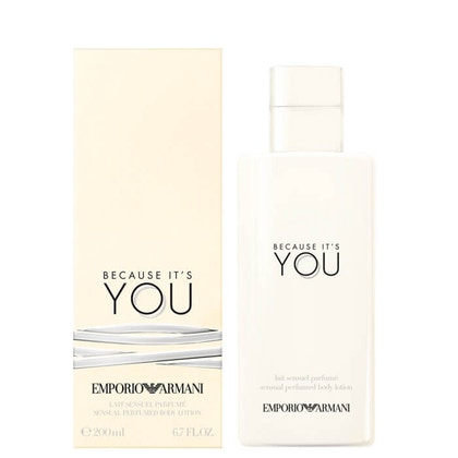 Armani Emporio She Because Its You Emporio Armani Because It's You 200ml Body Lotion  £25.50