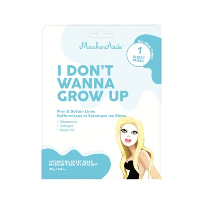 Masker-Aide I don't Wanna Grow Up Hydrating Sheet Mask  £3.50